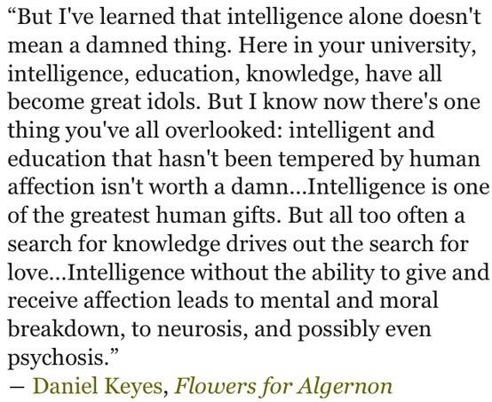 flowers for algernon book online
