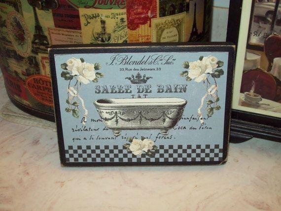 Best 25 paris bathroom decor ideas on pinterest small - French themed bathroom accessories ...