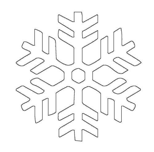schneeflocken malvorlagen bildergebnis fr schneeflocken