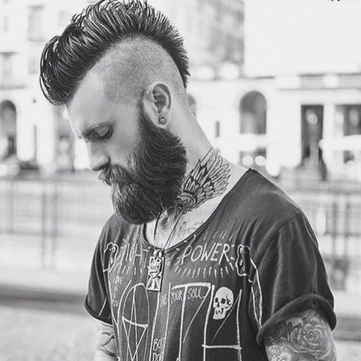 beards carefully curated — Nero