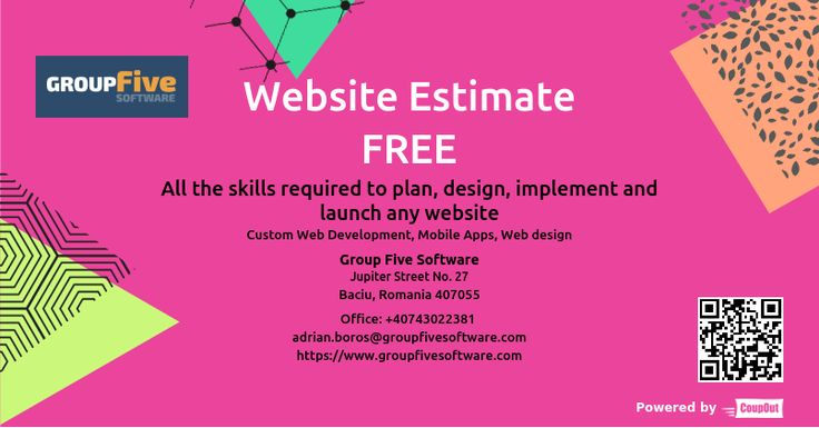 Website Estimate