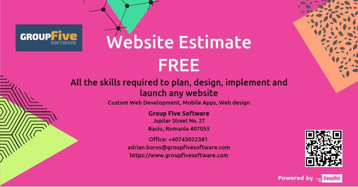 Website Estimate