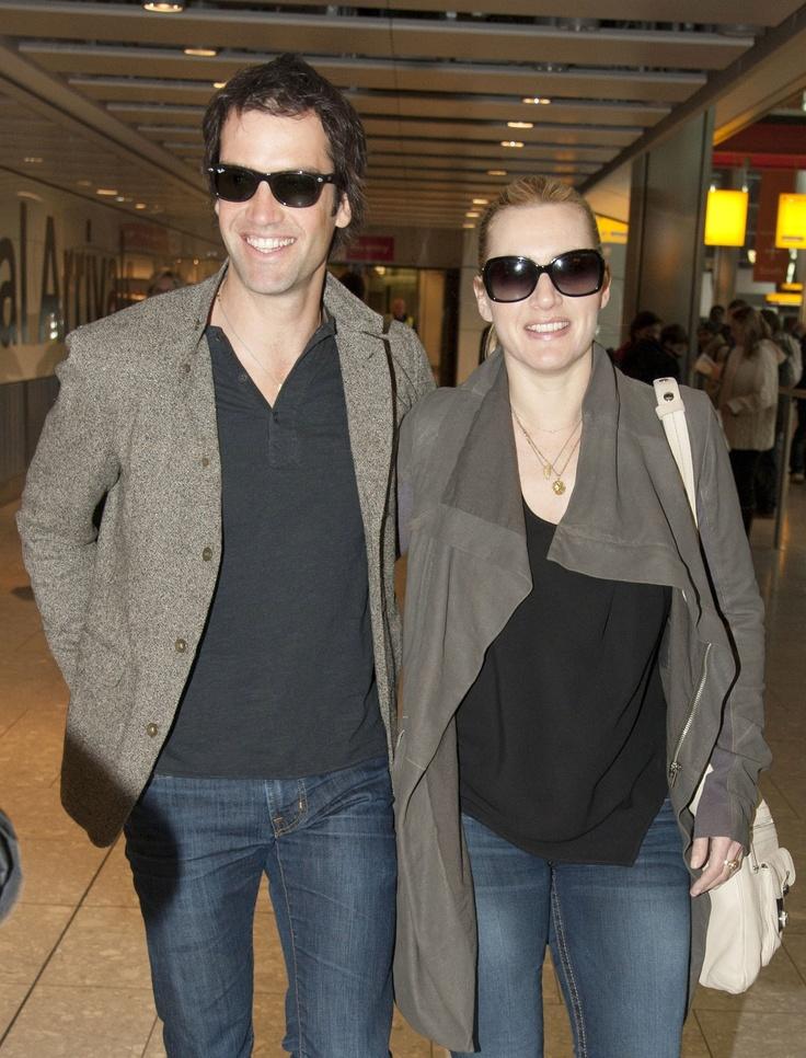 Kate Winslet Marries Boyfriend Ned Rocknroll in Secret Ceremony!