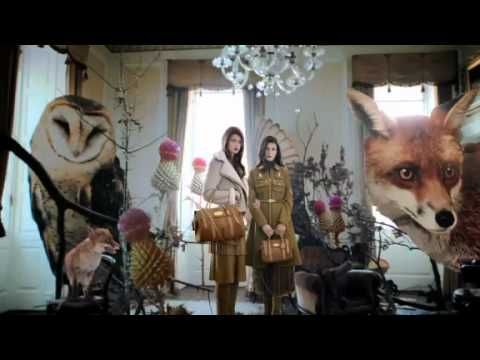 Mulberry's Autumn Winter 2011 Short Film by Tim Walker.mov