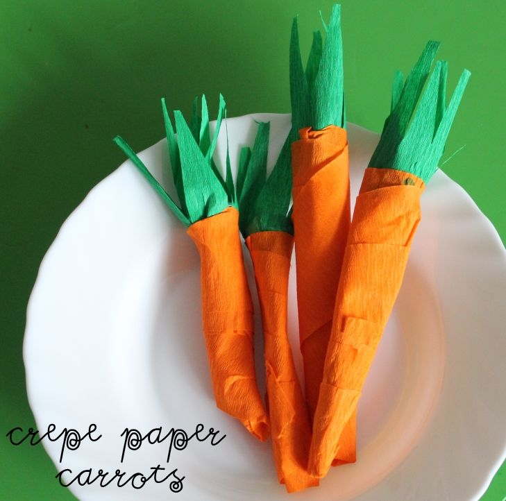 Thesis about carrots