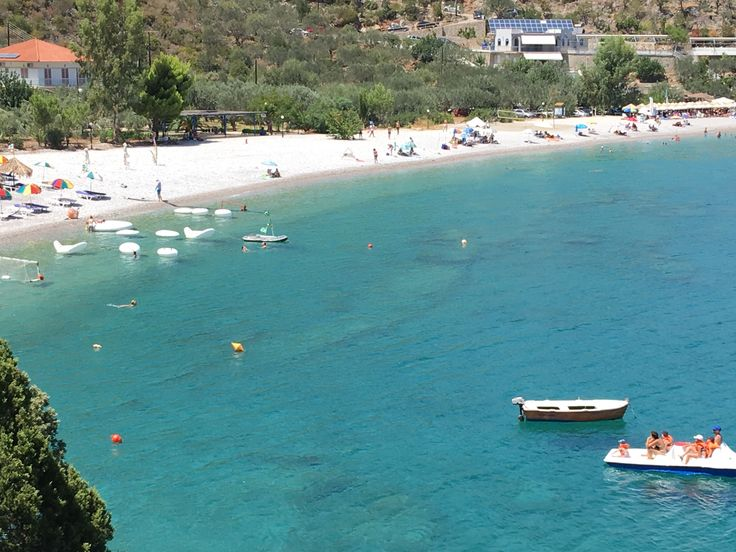 TIGANI BEACH Tyros Arkadias, Greece Had the best summers there with my sister!