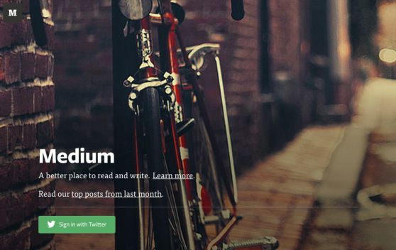 The blog platform 'Medium' opens signupstoeveryone - will you be joining them?