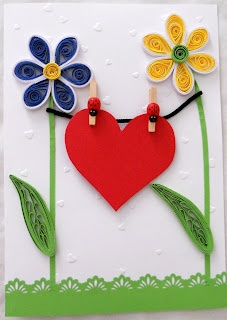 146 best QUILLING CARD images on Pinterest  Paper quilling