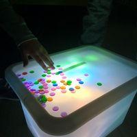 une table lumineuse à fabriquer