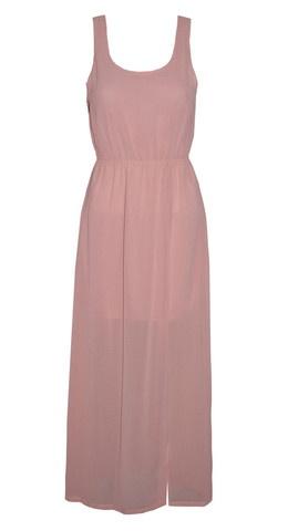 Amy Peach Maxi Dress $55.95  www.littlepartydress.com.au