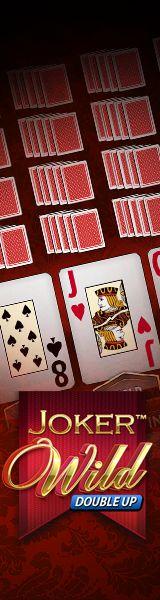 Joker Wild #poker game is available for play - https://www.wintingo.com/