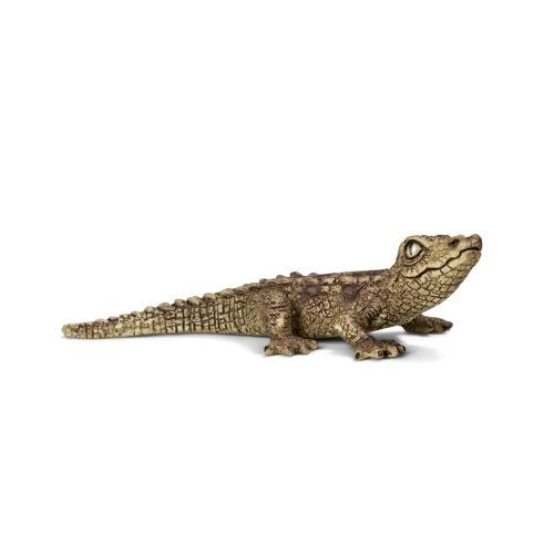 Schleich Baby Crocodile Toy Figure *** Visit the image link more details.