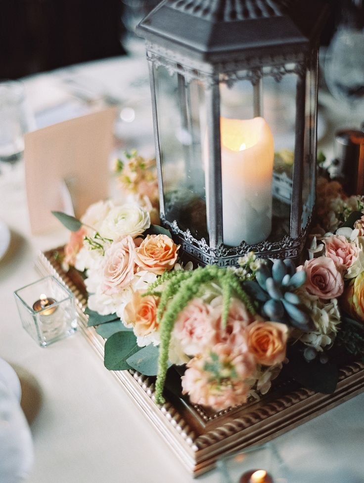Best lantern wedding ideas centerpieces images on