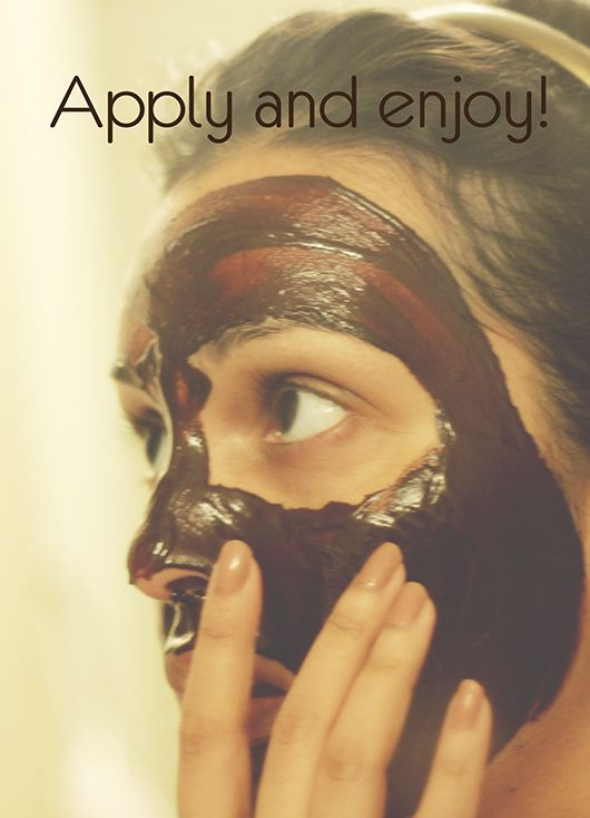 DIY Chocolate Yogurt Face Mask | Chronicles of a Beauty Nerd