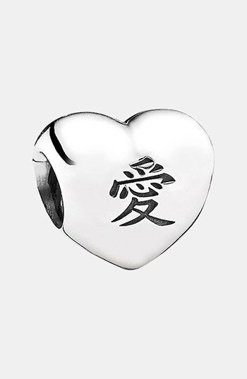 PANDORA 'Love' Charm available at #Nordstrom