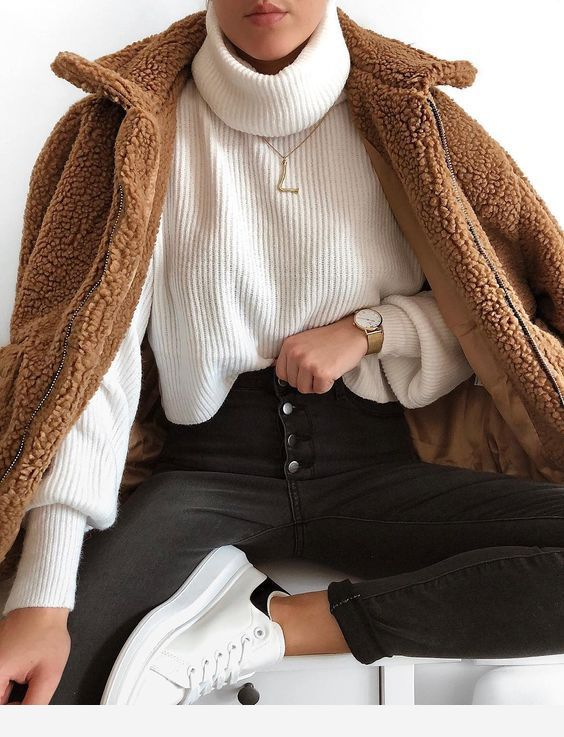 Jacket for winter -seems cozy