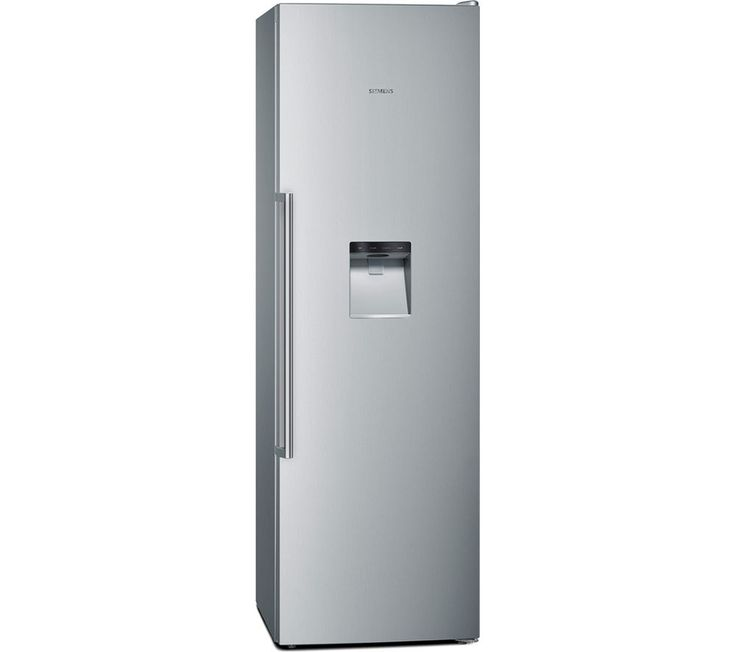SIEMENS iQ700 GS36DPI20 Tall Freezer - Stainless Steel