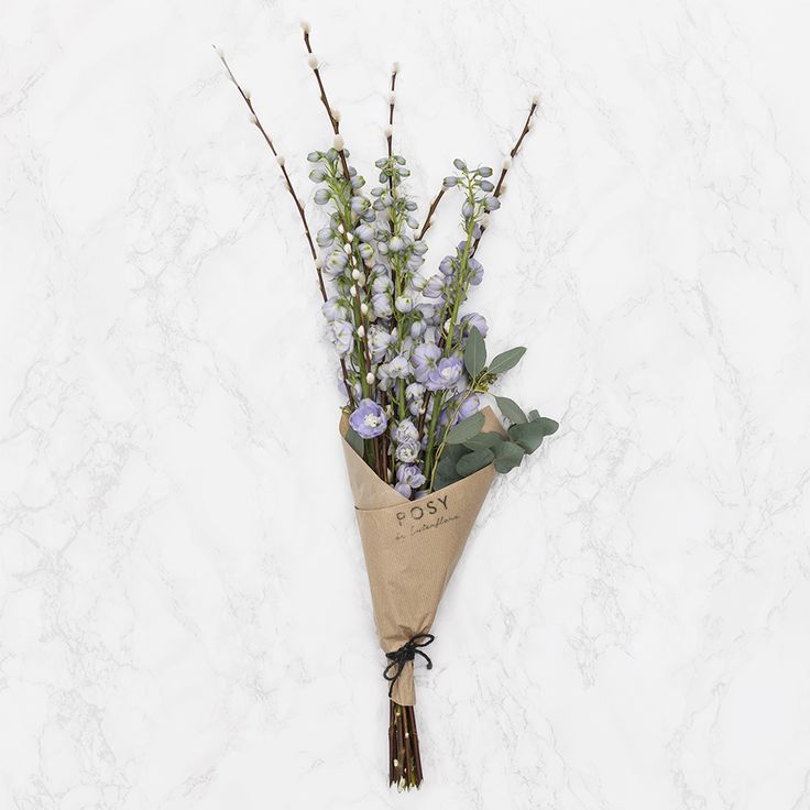 """POSY by Interflora. """"Nordic Chic"""" posy - Lille. 199 kr. inkl. levering"""