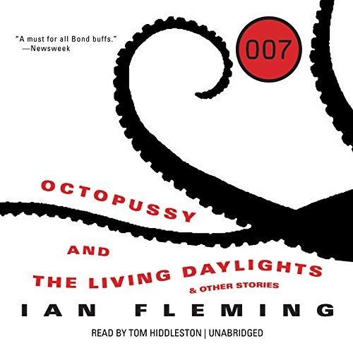 Octopussy and The Living Daylights and Other Stories (James Bond series Book 14) @ niftywarehouse.com #NiftyWarehouse #Bond #JamesBond #Movies #Books #Spy #SecretAgent #007