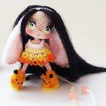 "574 Likes, 17 Comments - ECOZABAWKA® ★ Doll ★ Kukla (@eco_zabawka) on Instagram: "" Схема вязания глазок.  Находка на просторах интернета. Я схемами вязания никогда не пользовалась…"""