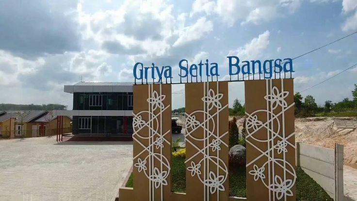 Kantor Pemasaran Griya Setia Bangsa Cluster dan Waterboom