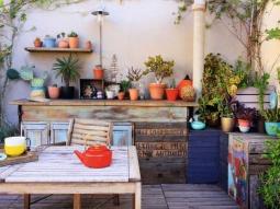 Deko-Tipps und Ideen mit Slowgarden zum Bau Ihrer Terrasse