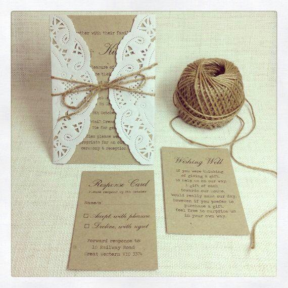 Weddin invitations