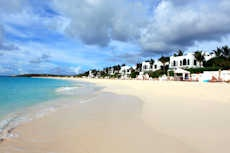 Cap Juluca in Anguila - lovely place!: Cap Juluca, Juluca Anguilla, Caribbean Beaches, Head Of Garlic, Bays, Crescents, Photo Galleries, Places, Beachfront Resorts