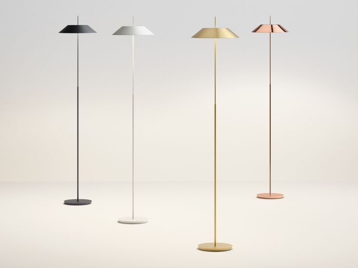 MAYFAIR Lampada da terra a LED by Vibia design Diego Fortunato