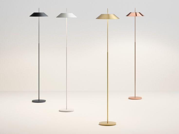 MAYFAIR Lampada da terra a LED by Vibia design Diego Fortunato