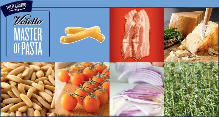 Votate la mia mistery box | Tutti contro Master of Pasta – Voiello
