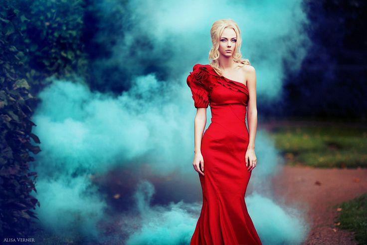 Smoke - Photographer Alisa Verner