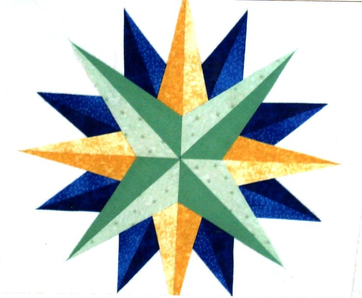 30 Best Images About Mariner S Compass Quilts On Pinterest