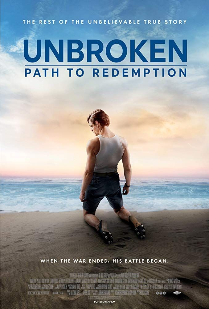 The continuation of the incredible true story of Louis Zamperini