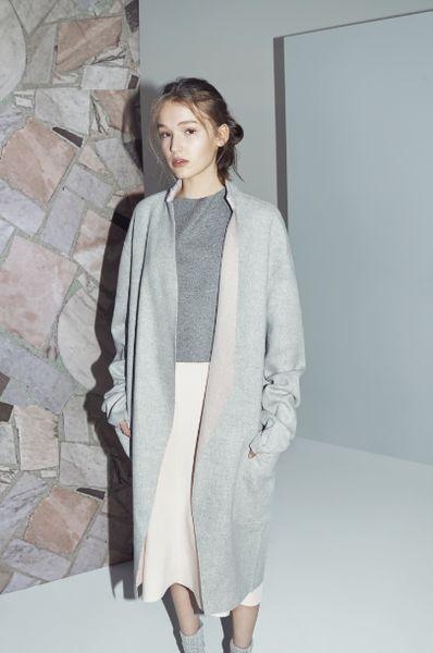 gray & pastel