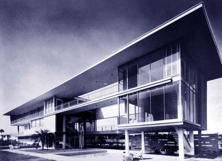 Best Architecture Mid Century Images On Pinterest - Midcentury modern la