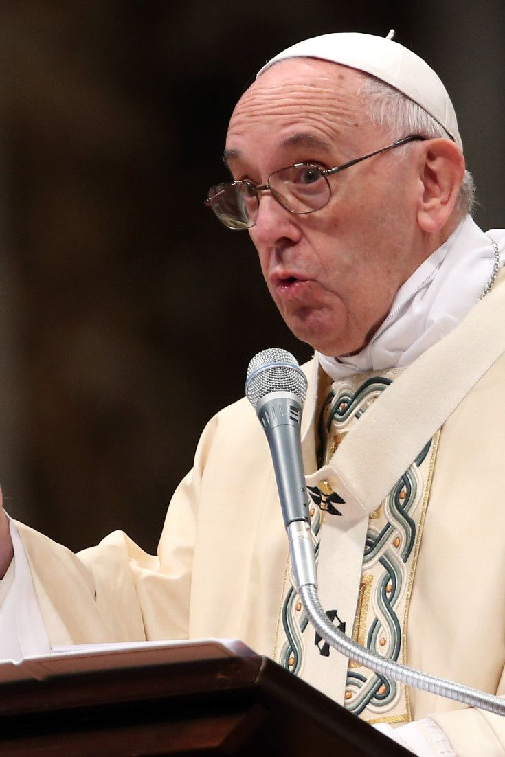 Der Papst hat eine versteckte Botschaft an Trump - jeder sollte sie kennen