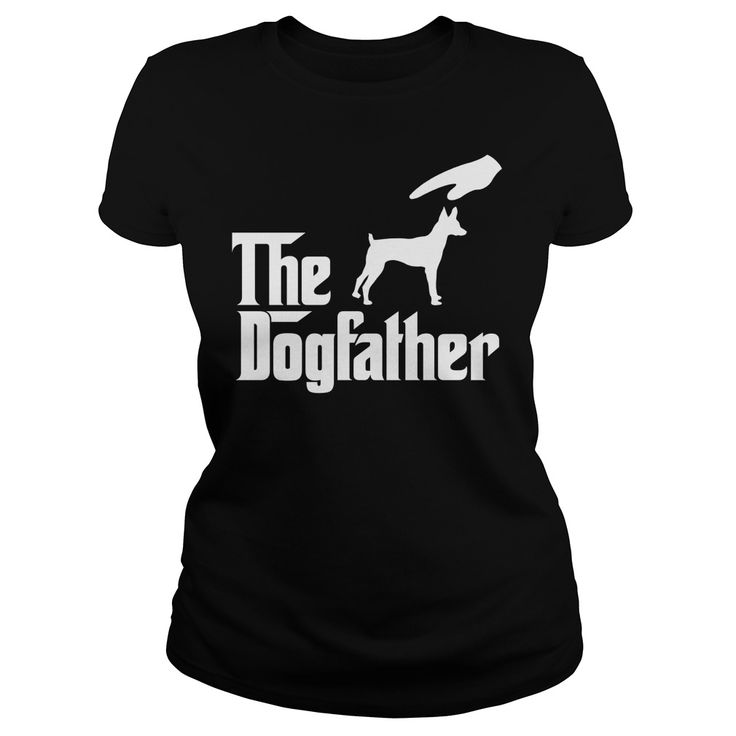 THE DOGFATHER Toy Fox Terrier