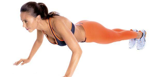 Exercícios para aumentar os seios e deixá-los durinhos e empinados