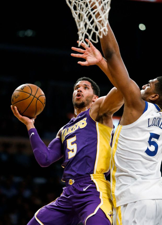 82b7e901ec0 Los Angeles Lakers guard Josh Hart
