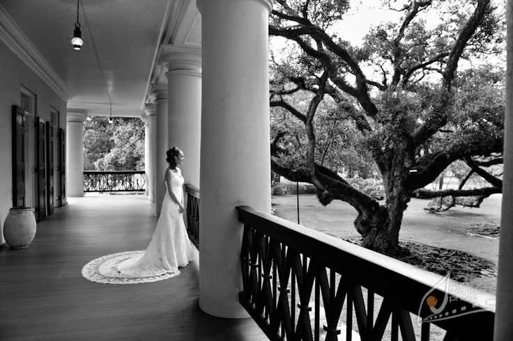 New Orleans Baton Rouge Wedding Venues | Oak Alley Plantation | Wedding Photography