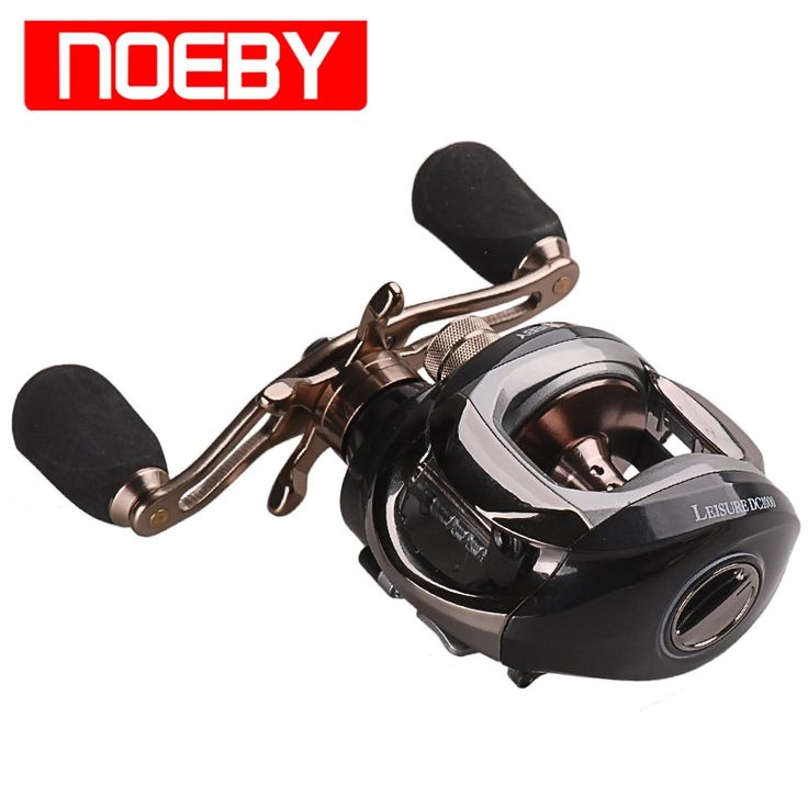 (31.18$)  Watch more here - http://ai8l2.worlditems.win/all/product.php?id=32786793877 - Noeby Baitcasting Fishing Reel 10+1BB/6.3:1 Max Drag:5kg 206g R/L Hand Carretilhas De Pescaria Carretilha Pesca Moulinet Coil