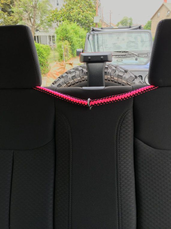 Jeep Paracord Dog Zipline by South4BlueOcean on Etsy