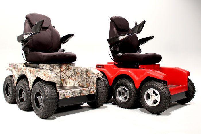 super rugged all terain power chairs All Terrain Wheelchair