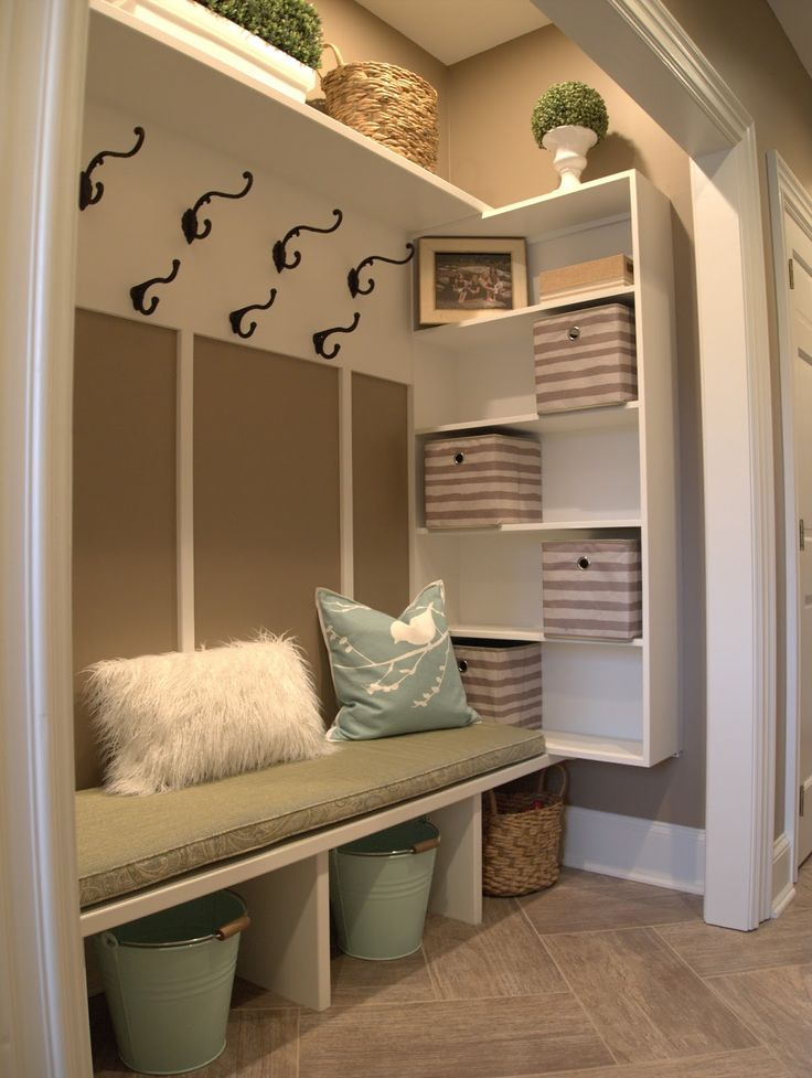LoveYourRoom: Hall Closet Makeover