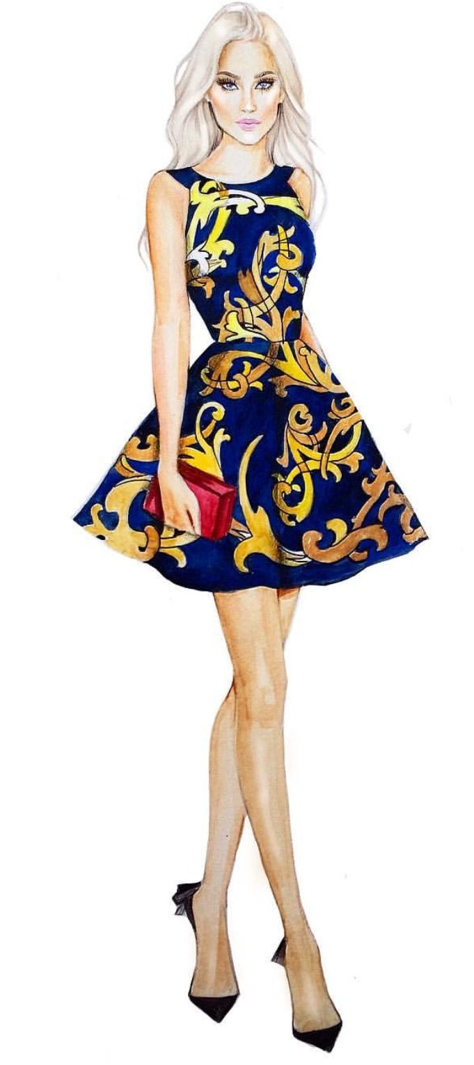Fashion Design Ideas 25 best ideas about fashion design drawings on pinterest fashion sketches fashion design sketches and fashion design illustrations Find This Pin And More On Fashion Drawings