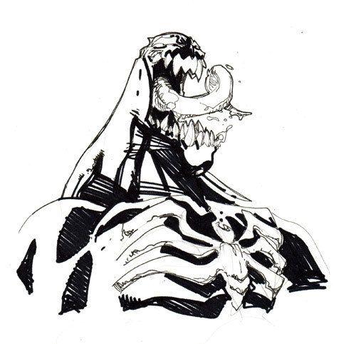 Venom - Humberto Ramos