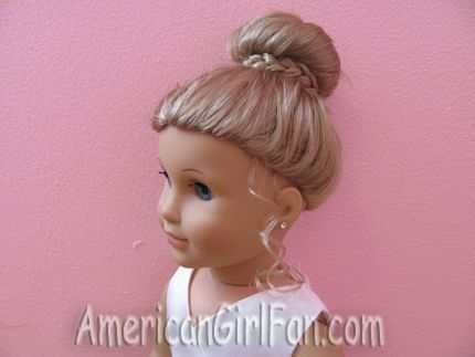 Best 25  Doll hairstyles ideas on Pinterest | Ag doll hairstyles ...