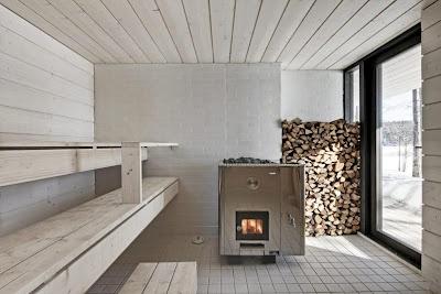 Finish cabin by Avanto architects