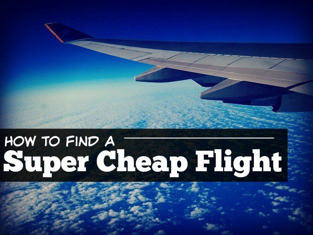 Need a cheap flight? Check out my tips to getting the best flights ...